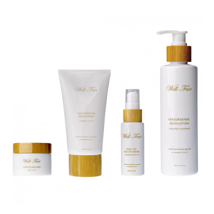Luxe huidverzorging producten